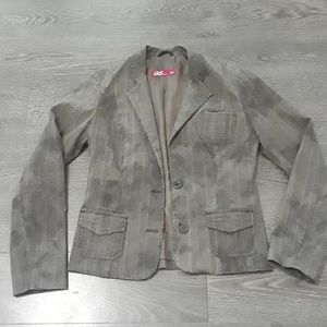Very unique blazer, like Anthropology size 4